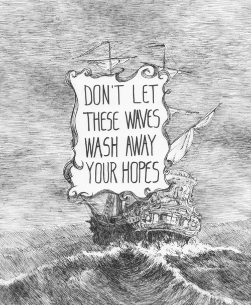don't let these waves wash away your hopes image